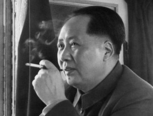 Not as Mao as he could have been.